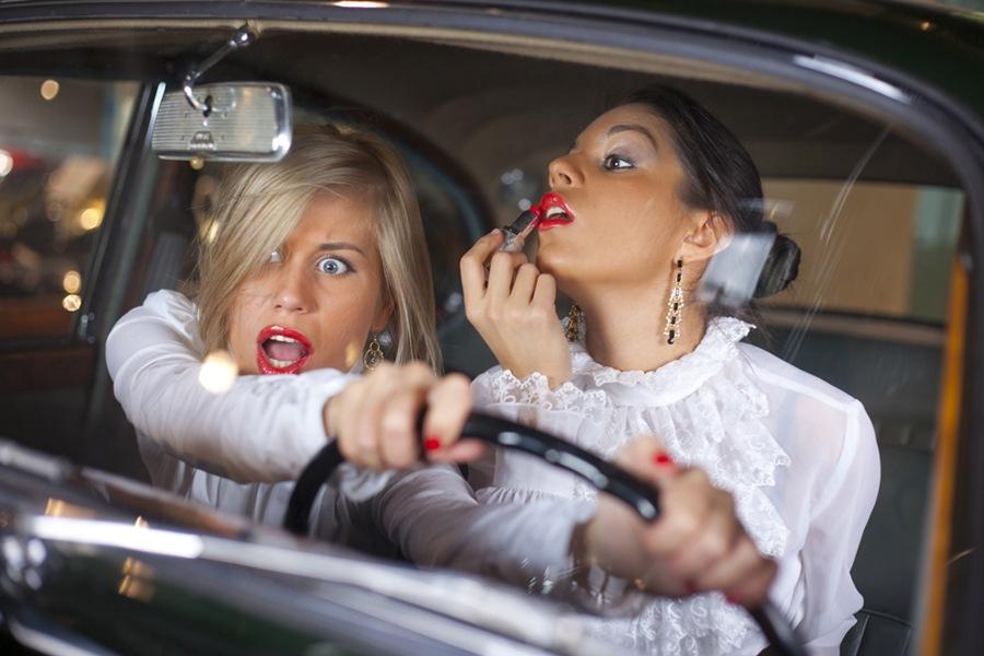 Фото на тему: Женщина за рулем - страшно ли вам?