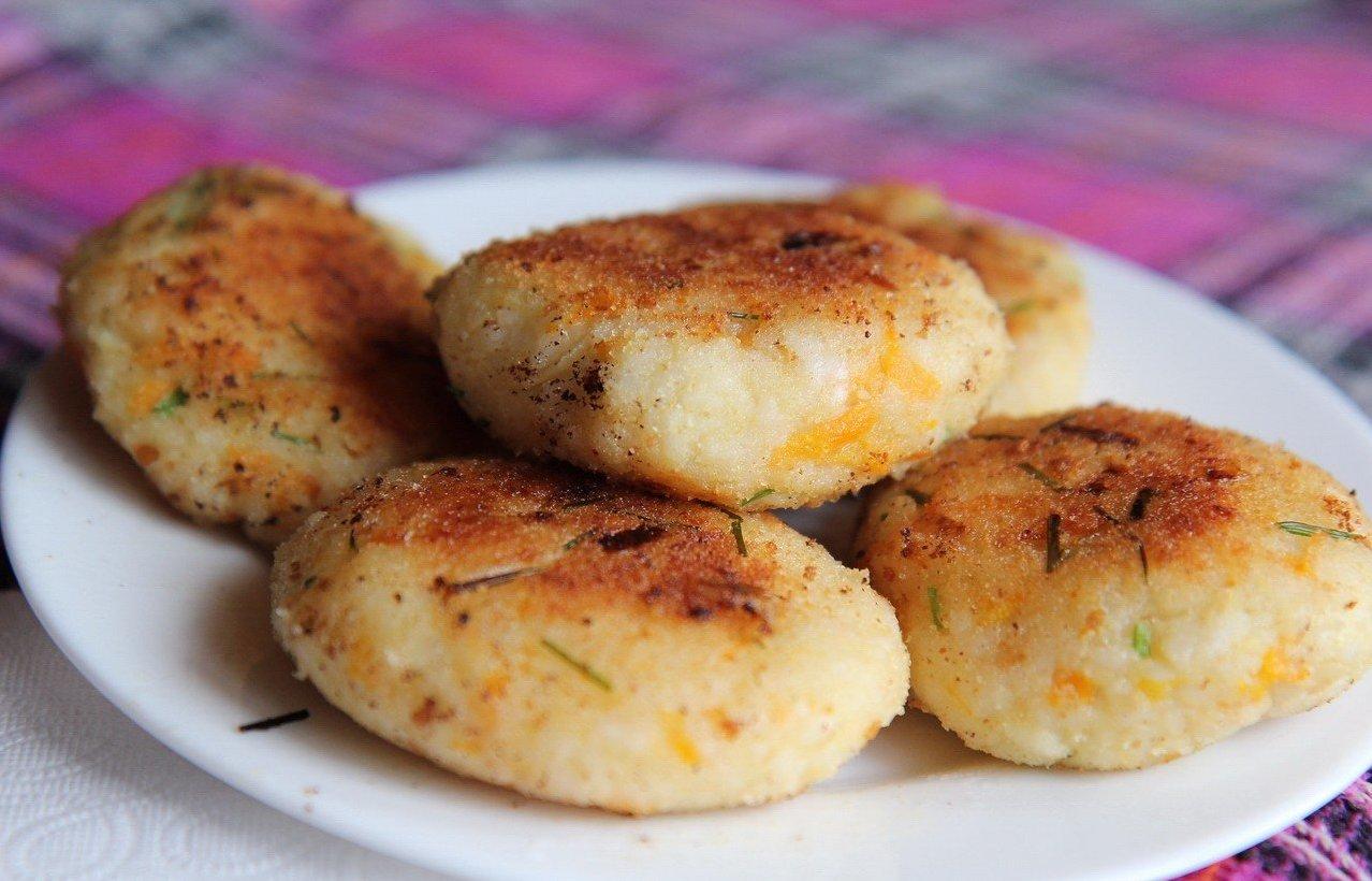 рисовые биточки рецепт с фото пошагово
