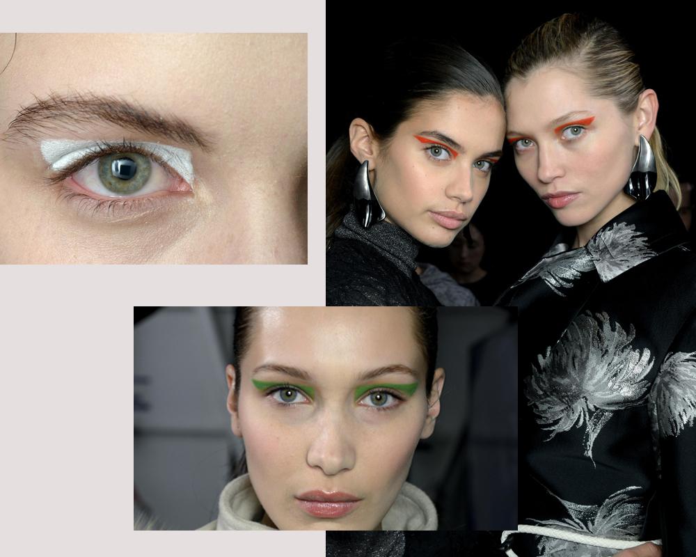 Фото на тему: Осенние тренды 2017 в макияже, маникюре и прическах