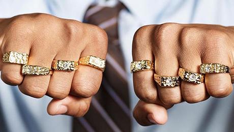 Фото - Мужские кольца: как выбрать. Посоветуйте