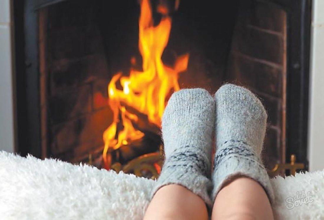 Фото на тему: Что делать, если замерзли ноги на улице?