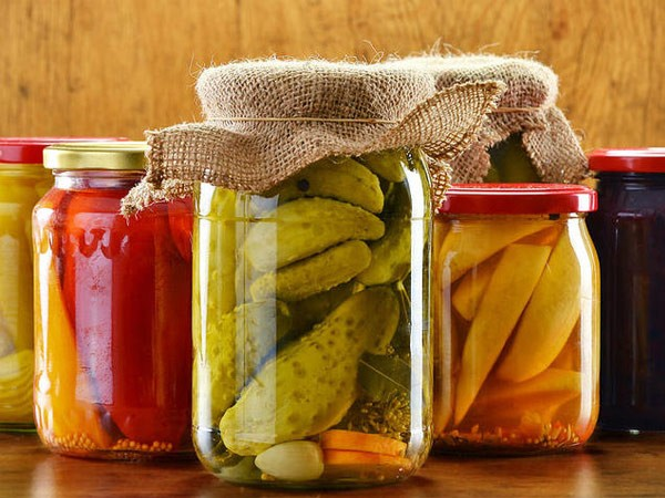 Фото на тему: Можно есть овощные консервы на правильном питании?
