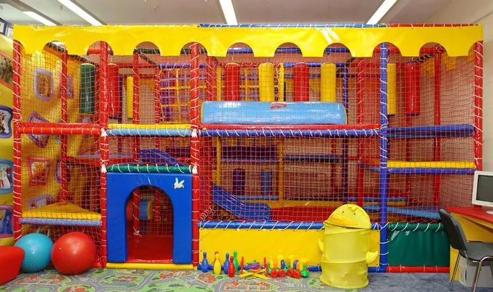Фото на тему: Как часто ходите в игровые комнаты для детей?