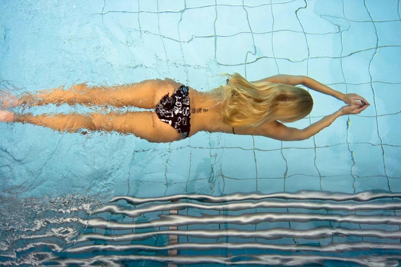 Фото на тему: Как правильно плавать в бассейне для похудения?