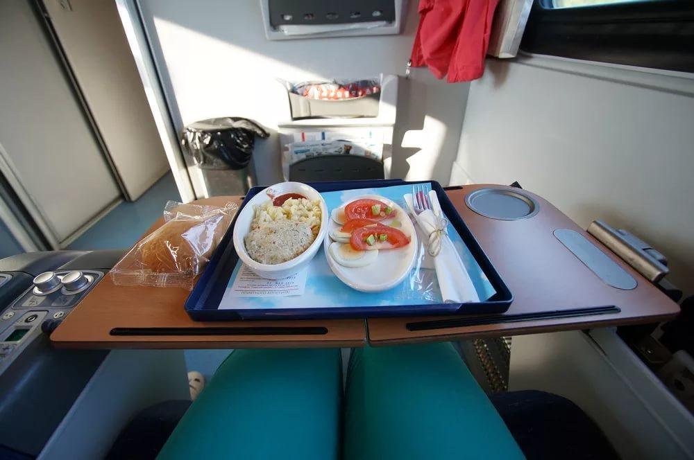 Фото на тему: Какую еду взять в поезд на 3 суток? Чтобы можно было и ребенку