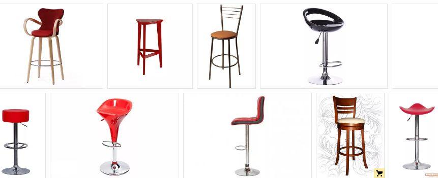 Фото - Посоветуйте, где купить барные стулья на кухню?