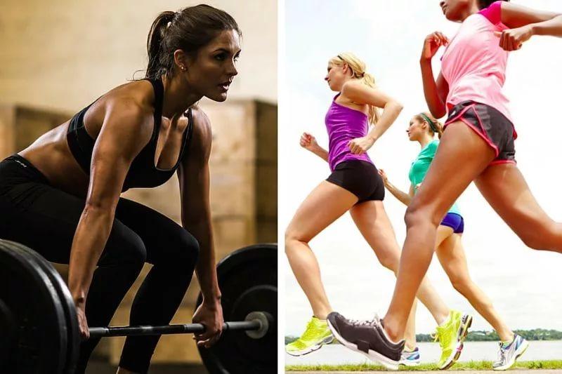 Фото на тему: Что лучше: кардио или силовые тренировки?