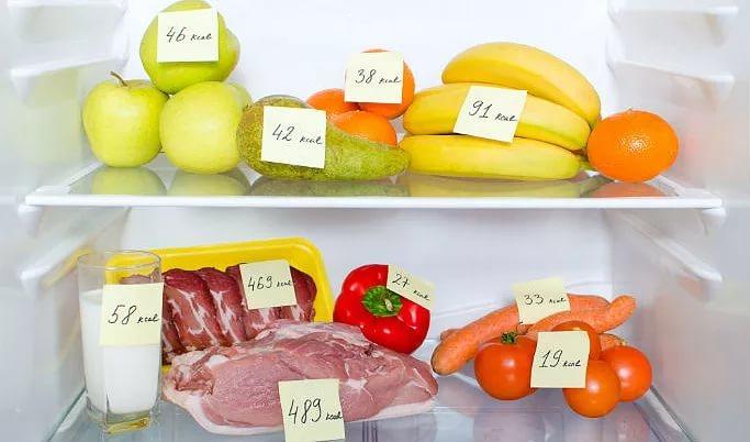 Фото на тему: Как перестать считать калории и начать нормально жить?