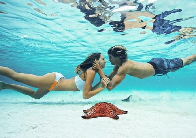Первый секс на море безопасно ли