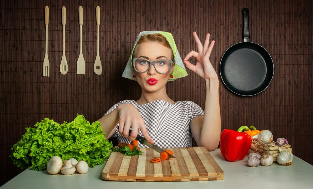 Фото - Хочу научиться вкусно готовить