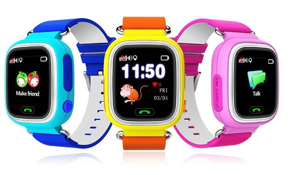 Фото на тему: Детские часы с gps. Отзывы, какие лучше?