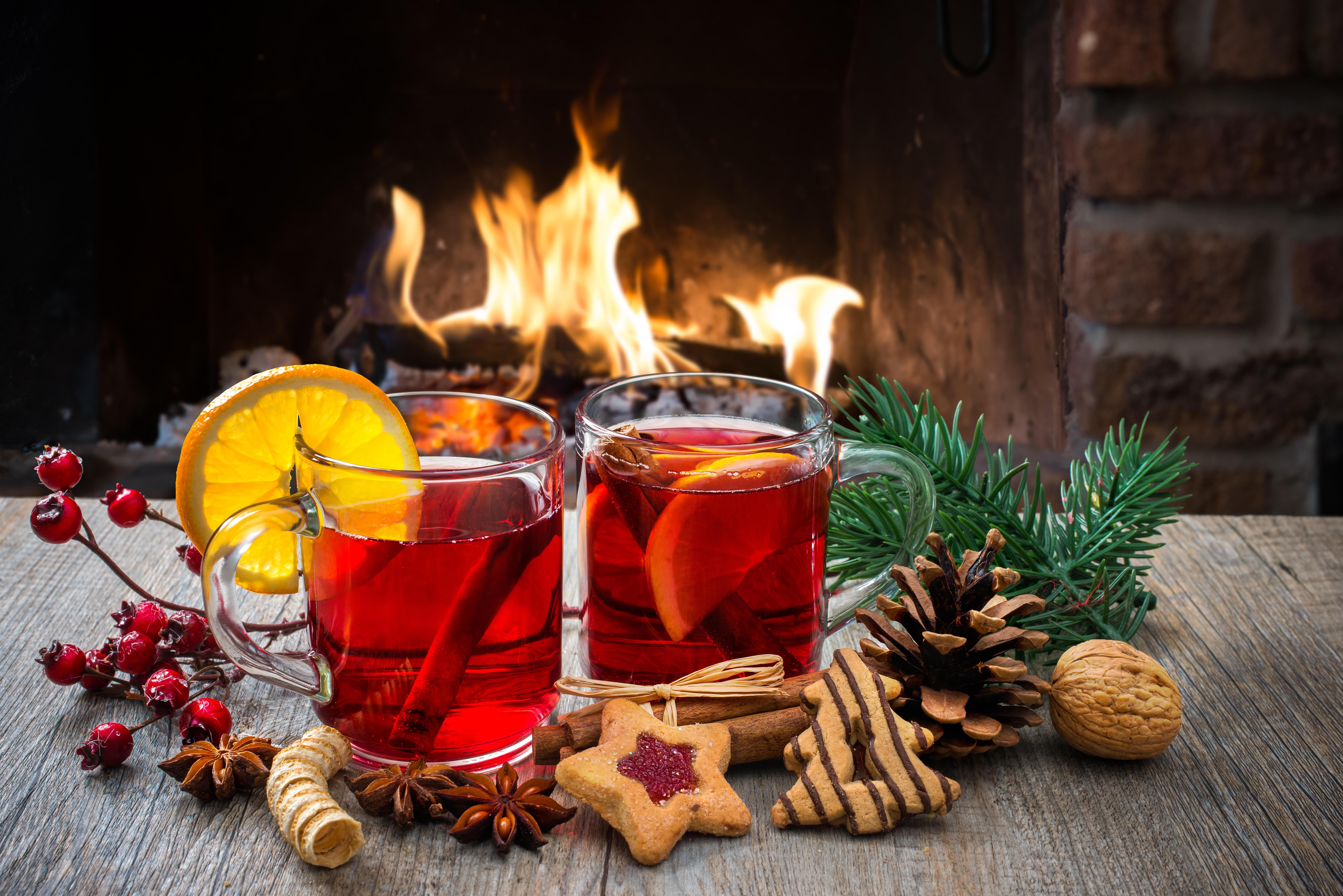Фото на тему: Алкогольный новогодний глинтвейн в домашних условиях. В чем секрет вкусного напитка?