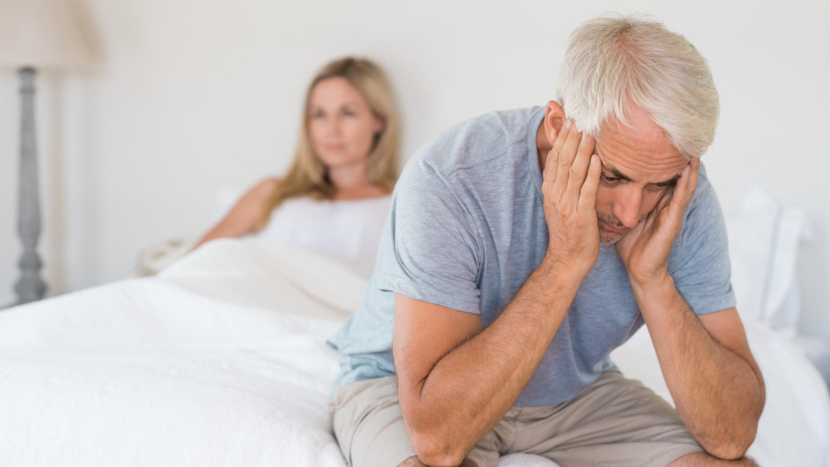 Фото на тему: Мужской климакс. Симптомы и лечение. Он правда существует?
