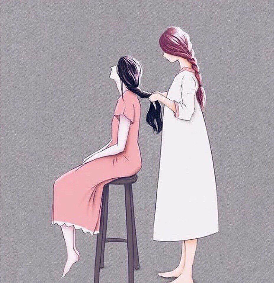Фото на тему: Сводная сестра. Как наладить общение?