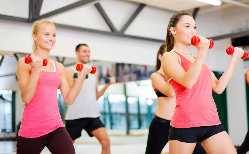 Фото на тему: Что эффективно для похудения: групповые тренировки в зале или одиночные?