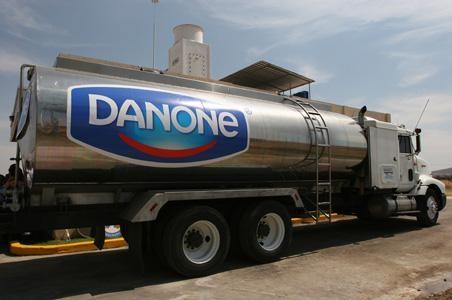 Фото - Danone станет дорогим (( И все из-за платных дорог