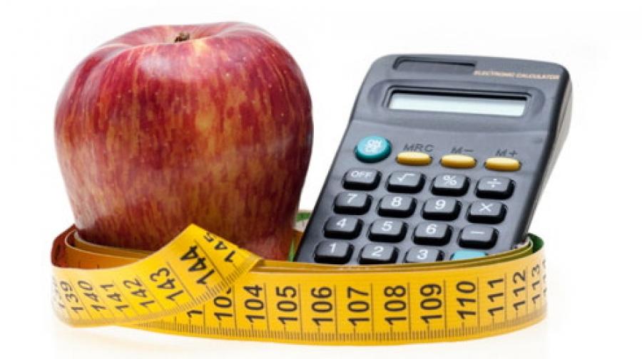 Фото - Калькулятор калорий для похудения