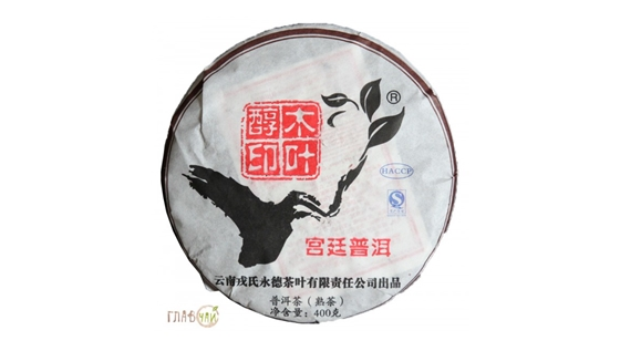 Фото и отзывы о Шу пуэр «Гунтин от Мэнку»