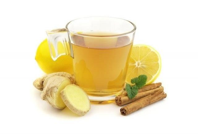 Фото и отзывы о Имбирный напиток для похудения