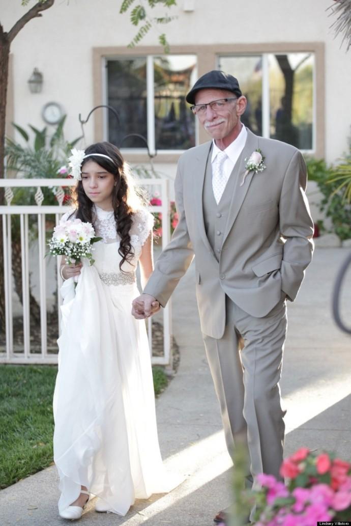 Фото на тему: Девочка вышла замуж в 11 лет