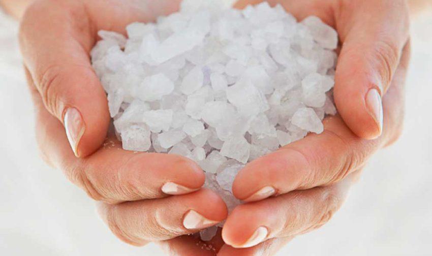 Фото и отзывы о Морская соль для похудения