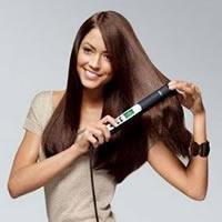 Фото - Выпрямление волос