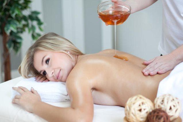 Фото на тему: Медовый массаж