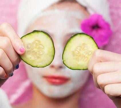 Фото - Огуречные маски для лица