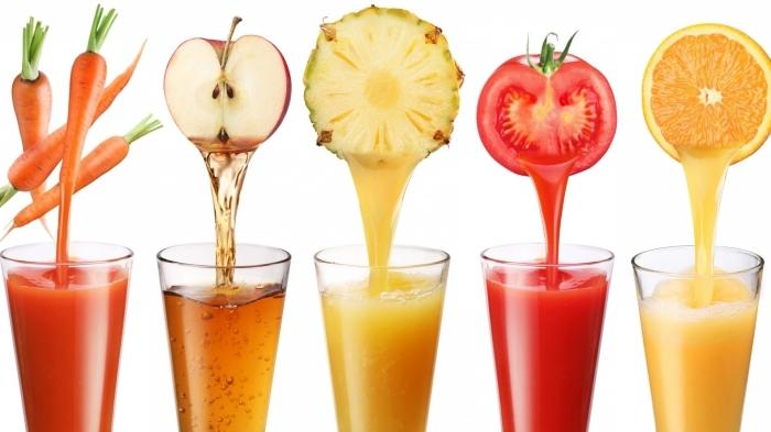 Фото соковой диеты для похудения