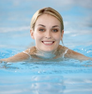 Фото - Плавание для похудения