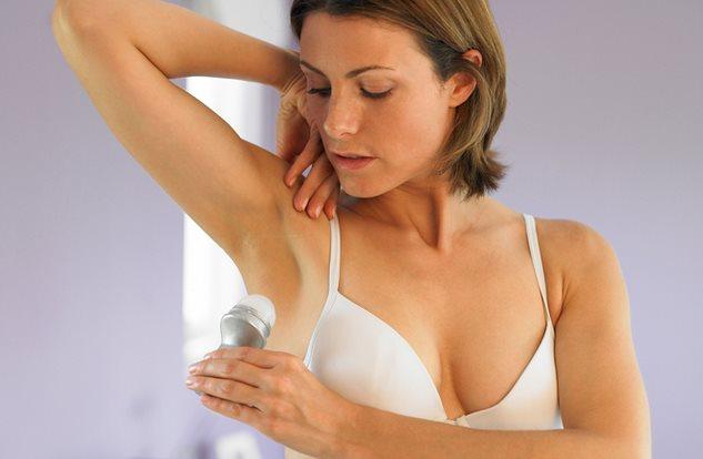 Фото Дезодоранты-антиперспиранты от запаха пота под подмышками