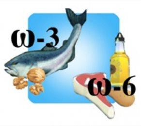 Фото - Жирные кислоты: омега-6 и омега-3