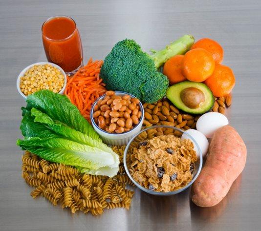 Фото - Фолиевая кислота в продуктах