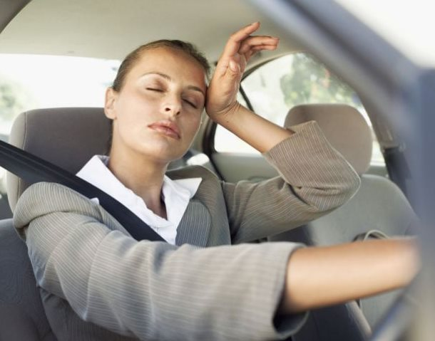 Фото - Как бороться со сном за рулем