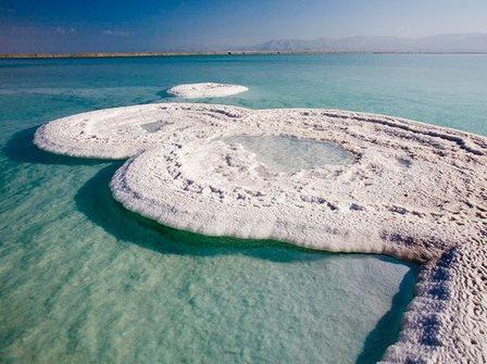 Фото - Соль Мертвого моря