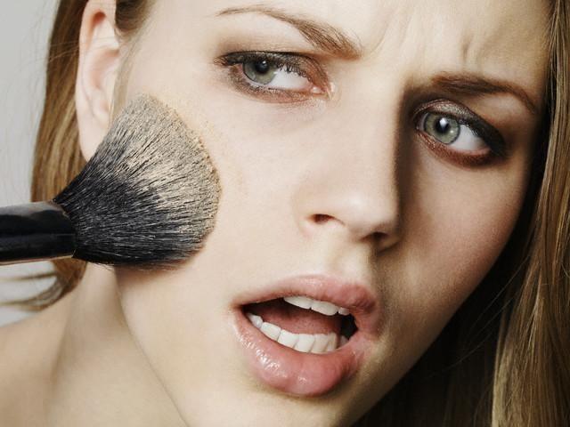 Фото - Аллергия на косметические средства