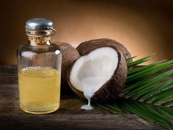 Фото кокосовое масло