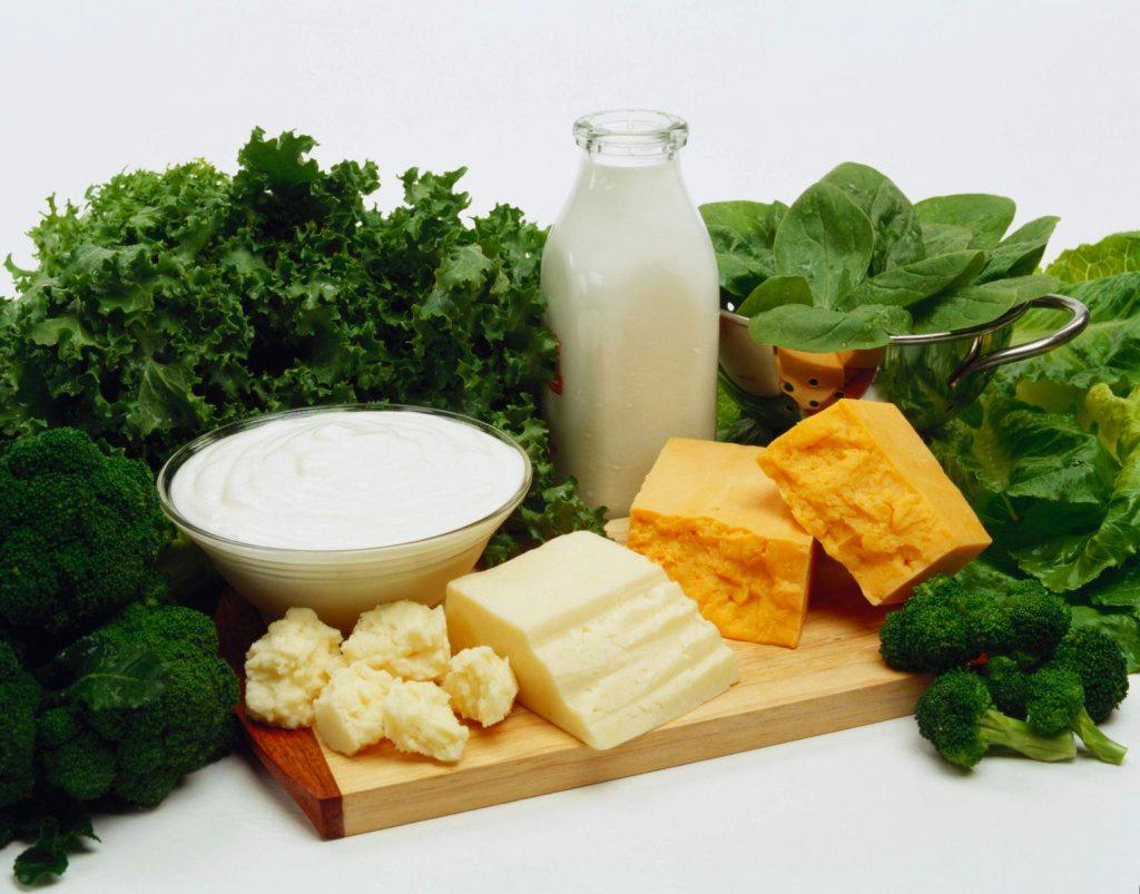 какие продукты для увеличения грудины