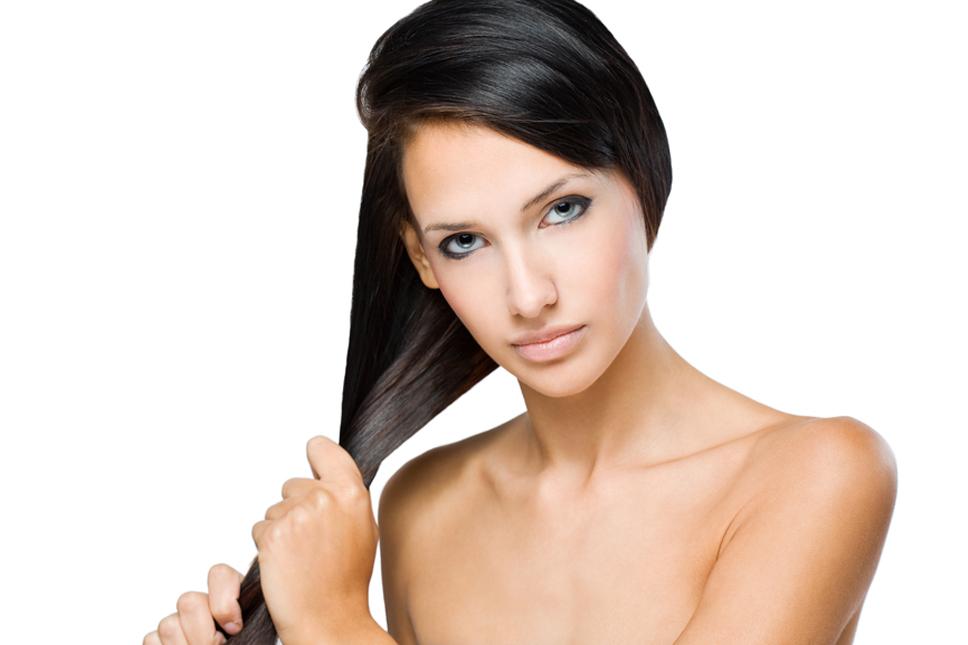 Фото масло для волос