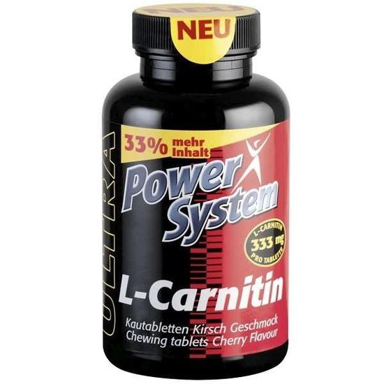 Принимать L-карнитин следует в