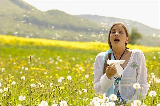 Дерматит и аллергия