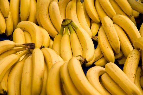 Бананы и лишний вес