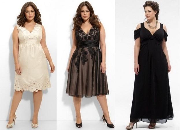 Одежда Для Полных Женщин С Большой Грудью