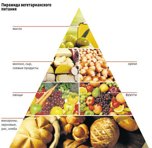 как правильно перейти на вегетарианское питание