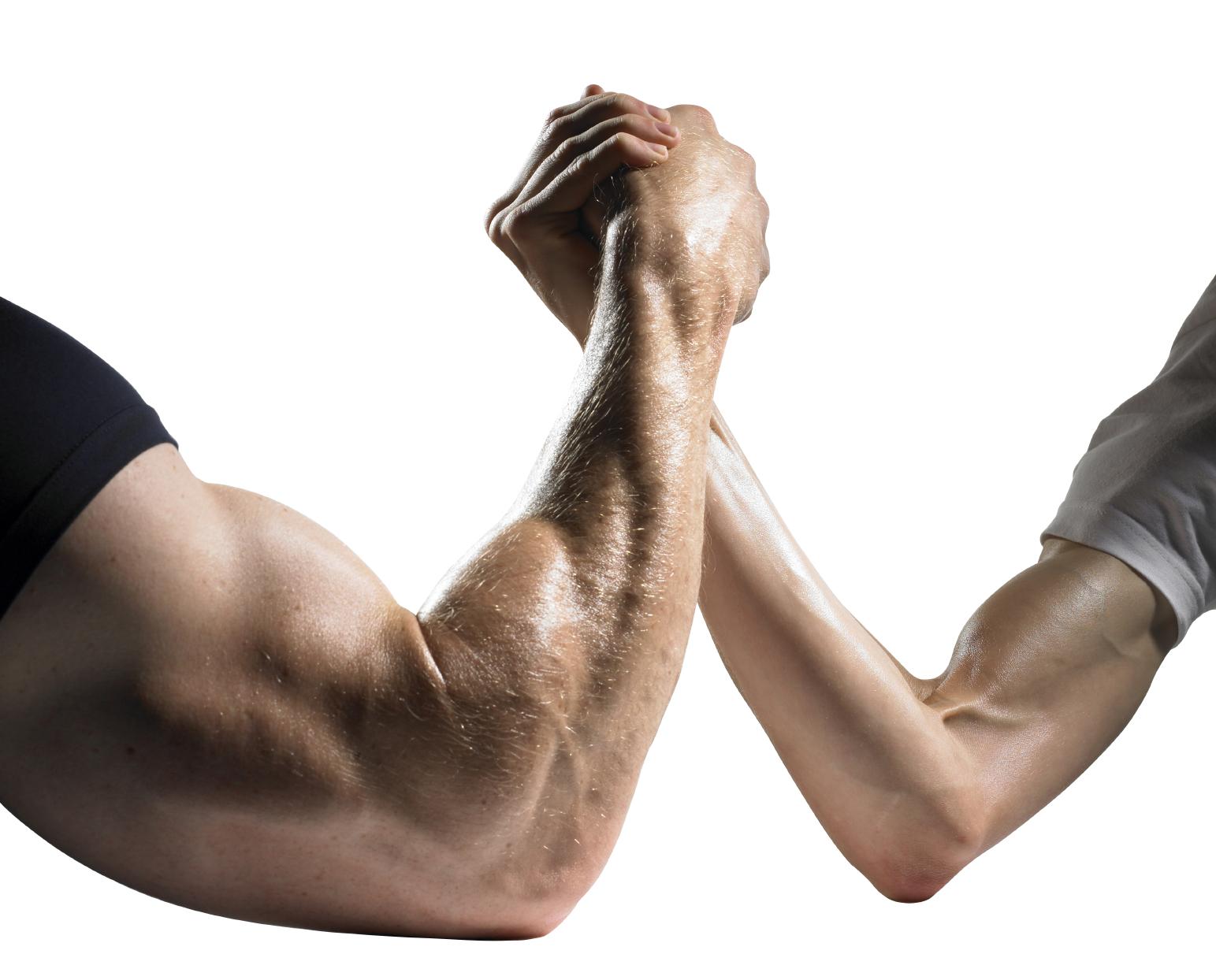 Как сделать руки толще парню в домашних условиях