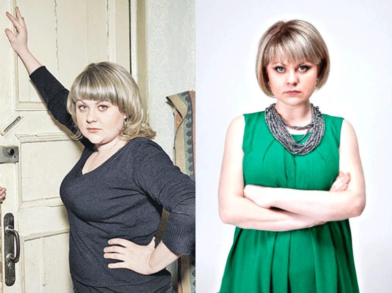 валентина мазунина похудела фото до и после