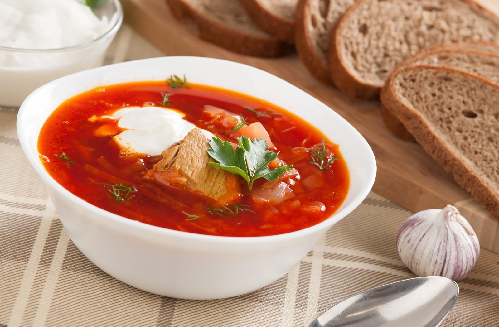 Борщ без мяса — пошаговый рецепт с фото и 5+ секретов
