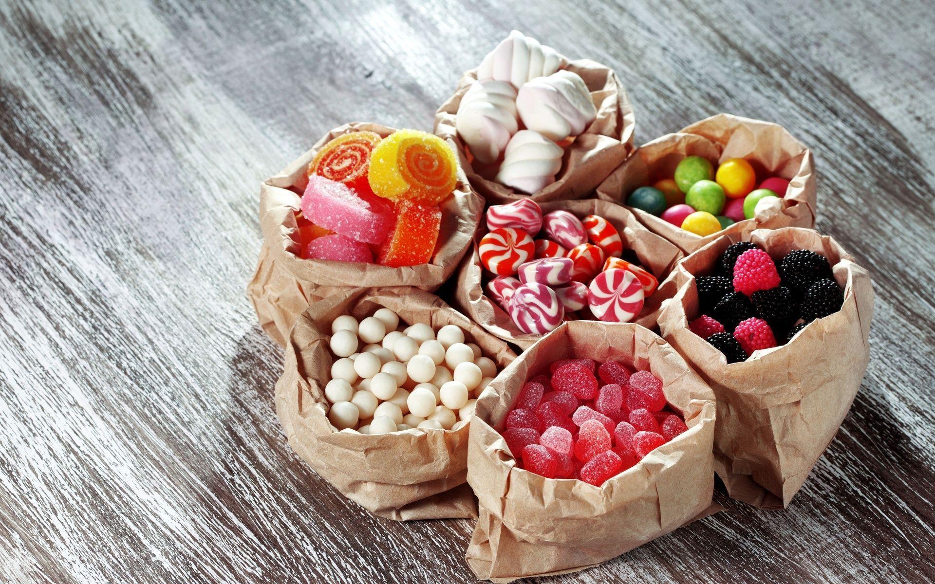 Самые низкокалорийные сладости из магазина