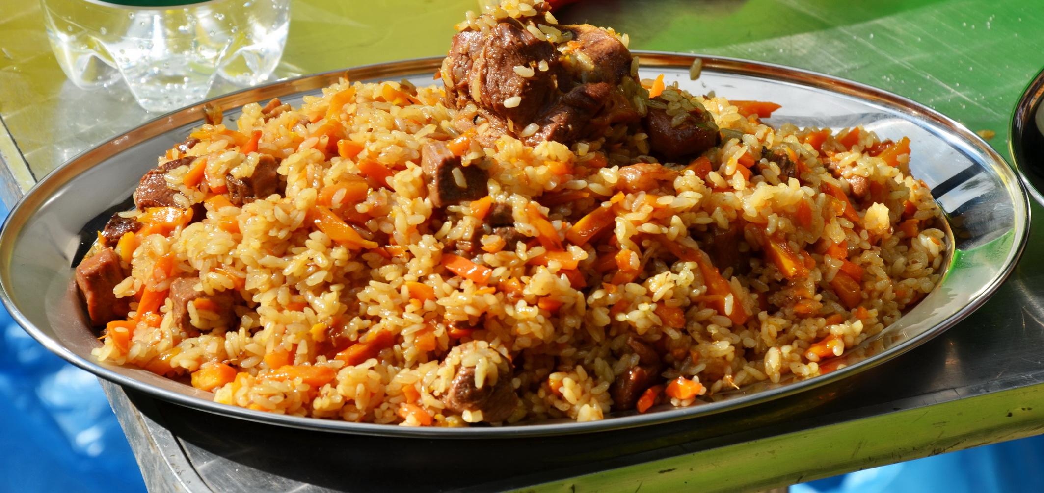 как сделать плов чтобы рис был рассыпчатым