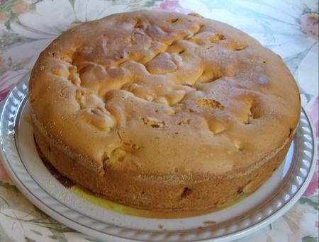 Диетический пирог с ягодами рецепт
